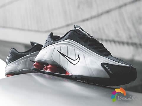 [细节解码]Nike Shox R4 OG复古黑银配色