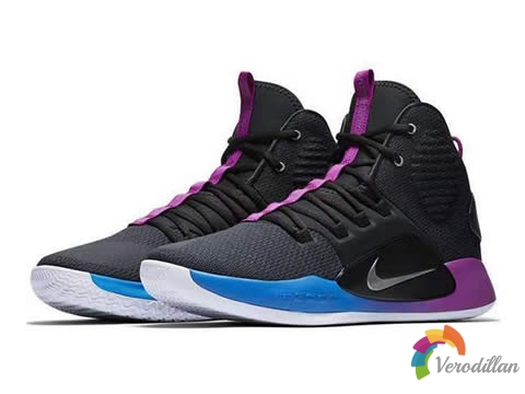 近赏Nike Hyperdunk x Low HD2018南海岸配色
