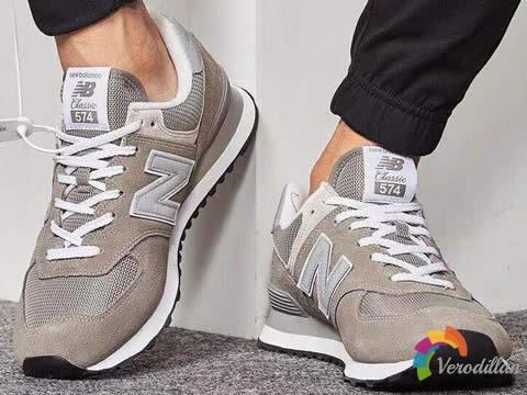 [NB 574系列成名史]New Balance 574硬核跑鞋