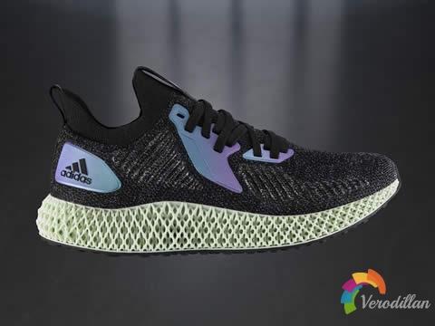 阿迪达斯ALPHAEDGE 4D Space Race跑鞋,灵感源于星际银河