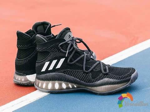 颜值即正义:Adidas Crazy Explosive Low篮球鞋