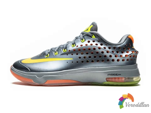 悲情战靴:Nike KD 7 Elite性能测评