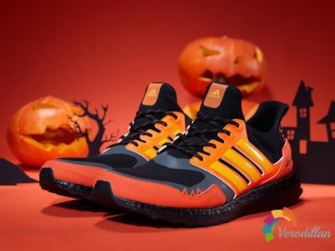 诠释速度的力量:阿迪达斯UltraBOOST GHOUL系列跑鞋
