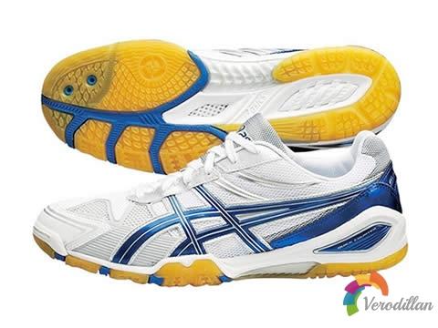 [性能测评]ASICS亚瑟士TPA329乒乓球鞋