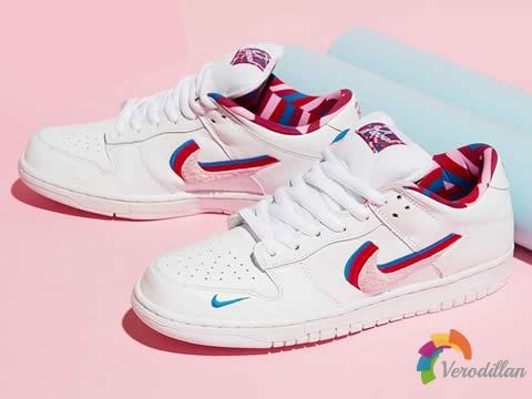 拼颜值的季节:Nike SB Dunk Low x Parra联名款