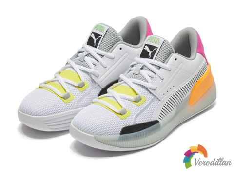 PUMA CLYDE Hardwood,可实战也可出街的篮球鞋