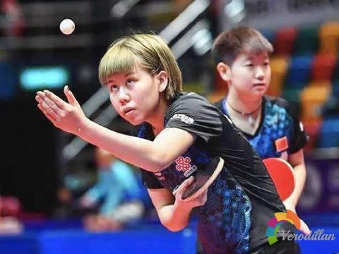 乒乓球四种不同发球技巧盘点[进阶必备]