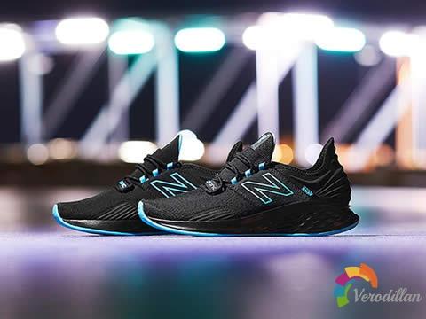 New Balance利物浦特别版Roav TR运动鞋,灵感源自球衣色彩