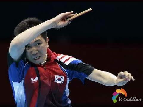 乒乓球到底怎样握拍才是正确合理的[新手入门]