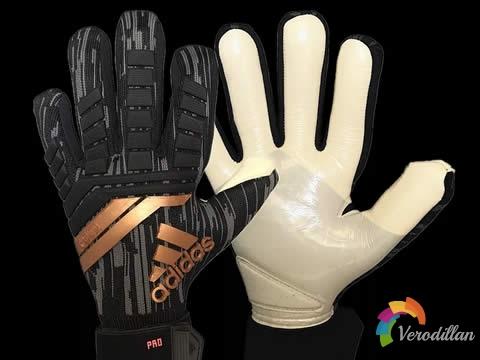 [细节简评]阿迪达斯Predator Pro猎鹰内缝款手套