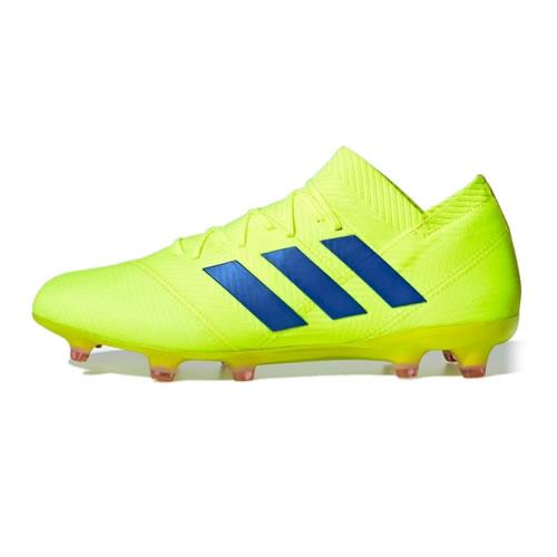 阿迪达斯BB9426 NEMEZIZ 18.1 FG男子足球鞋