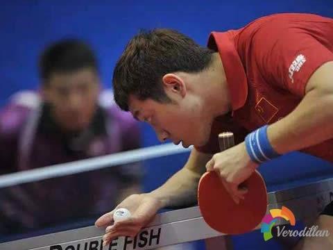 乒乓球正手位如何发左侧上下旋球[技术要领]