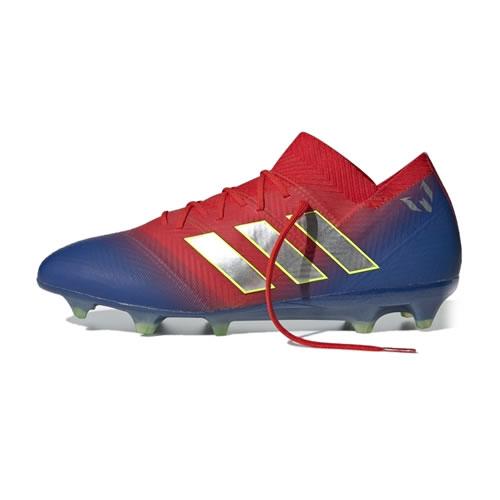 阿迪达斯BB9444 NEMEZIZ MESSI 18.1 FG男子足球鞋
