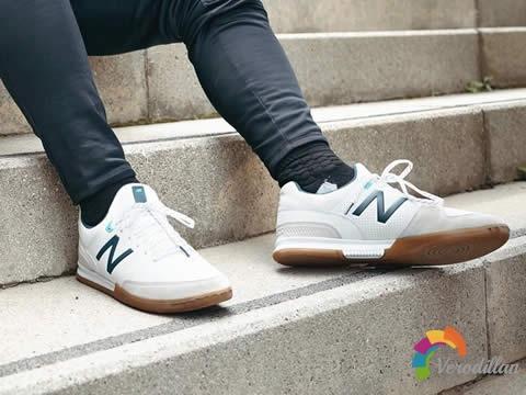 更时尚更潮流:New Balance全新Audazo v4小场足球鞋