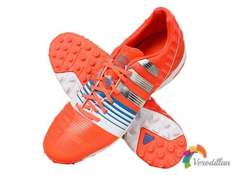 不狂不战士:Adidas Nitrocharge 1.0二代