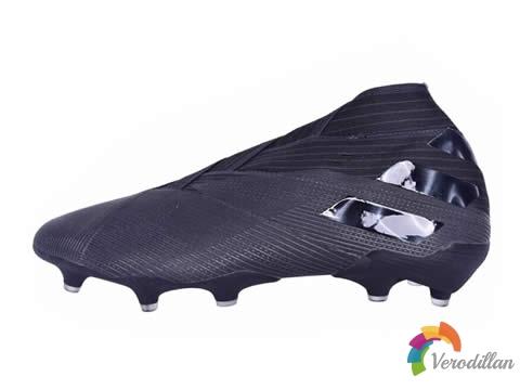 魅力十足:adidas Nemeziz 19+足球鞋开箱近赏