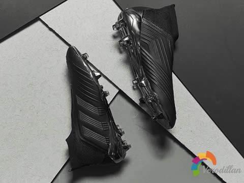 爱不释脚:adidas Predator 19.1 Nite Crawler近赏