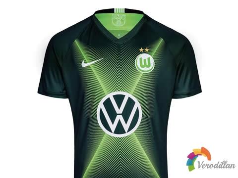 迎来复兴:沃尔夫斯堡2019/20赛季主客场球衣