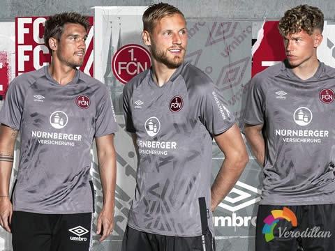 [设计解码]纽伦堡2019/20赛季第二客场球衣