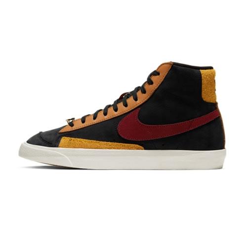 耐克CU6442 BLAZER MID 77 QS女子运动鞋