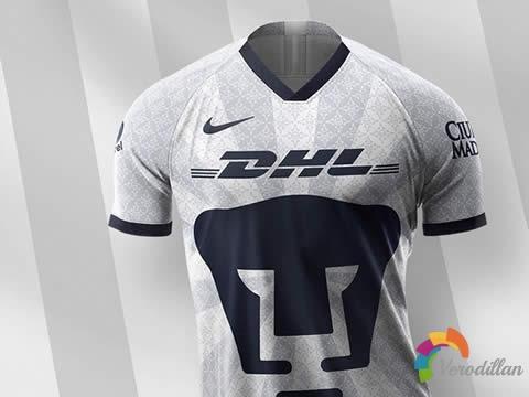 [球衣近赏]国立自治大学美洲狮2019/20赛季主客场球衣
