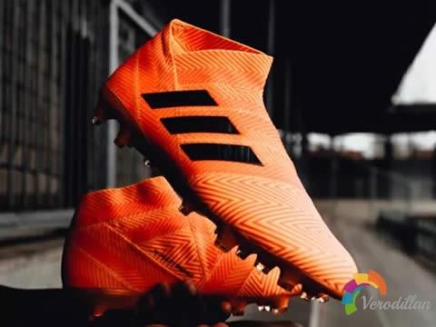 阿迪达斯全新Nemeziz 18+ 360 Agility高能系列足球鞋亮相