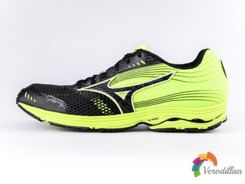 Mizuno Wave Sayonara 3,一双专业味儿浓重的跑鞋
