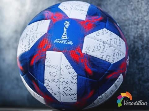 法国女足世界杯淘汰赛阶段比赛球Tricolore 19发布