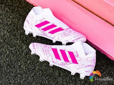 [细节近赏]阿迪达斯Nemeziz 18+ Virtuso Pack足球鞋新配色