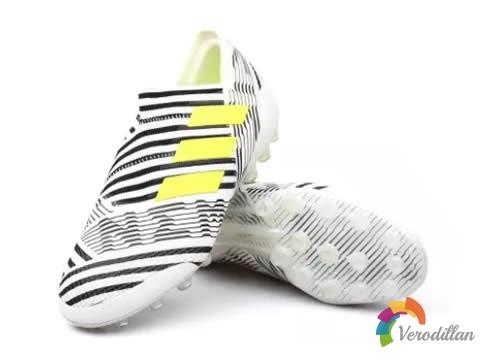 外观依旧抢眼:adidas Nemeziz 17+ 360Agility AG开箱