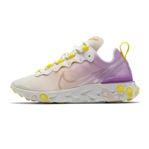 耐克CW2631 REACT ELEMENT 55女子运动鞋