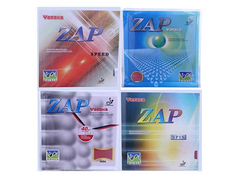 亚萨卡ZAP系列套胶型号价格(最新版)