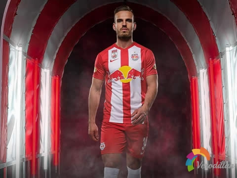 充满新意:萨尔茨堡红牛2019/20赛季主场球衣