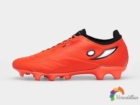 新一代Concave Halo+足球鞋迎来全新配色