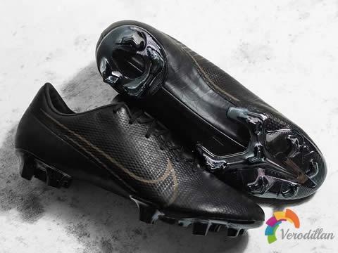 耐克全新小黑鞋Mercurial Vapor 13 Elite Tech Craft发布