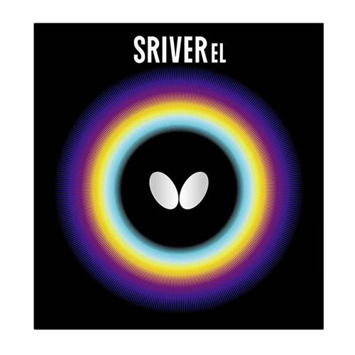 蝴蝶SRIVER EL乒乓球套胶