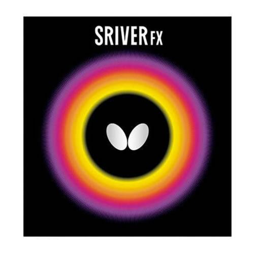 蝴蝶SRIVER FX乒乓球套胶
