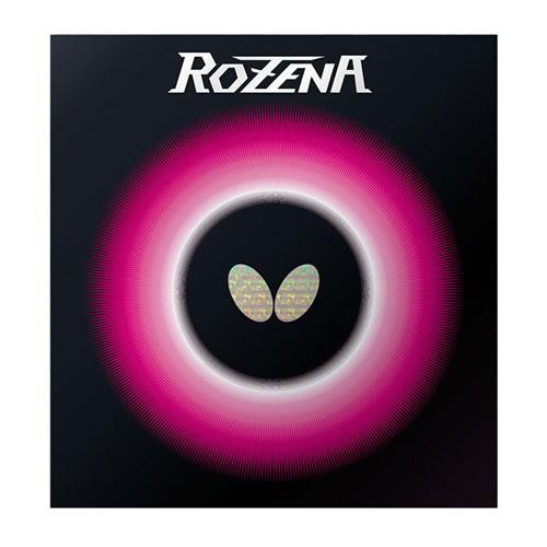 蝴蝶ROZENA乒乓球套胶