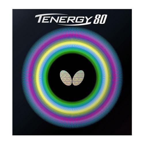 蝴蝶TENERGY 80乒乓球套胶