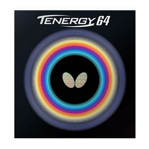 蝴蝶TENERGY 64乒乓球套胶