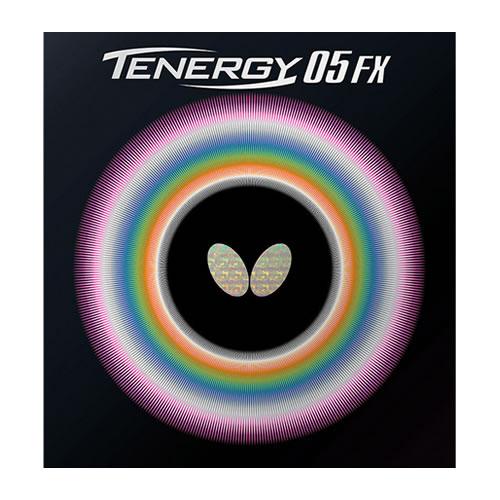 蝴蝶TENERGY 05 FX乒乓球套胶