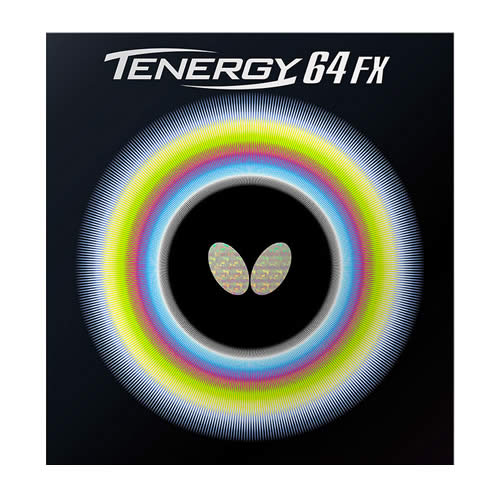蝴蝶TENERGY 64 FX乒乓球套胶