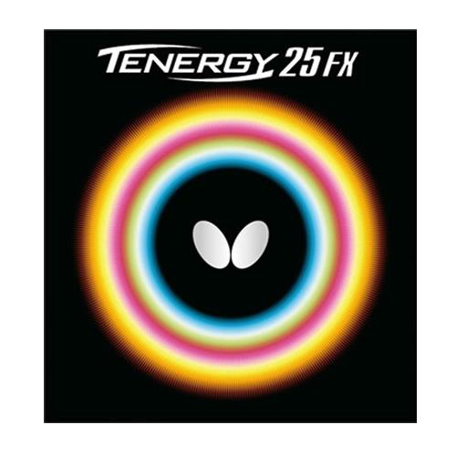 蝴蝶TENERGY 25 FX乒乓球套胶