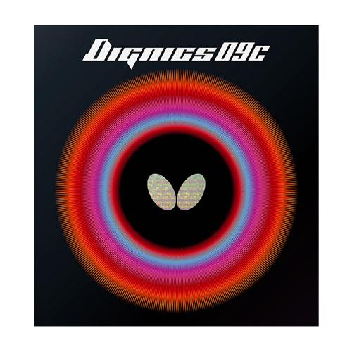 蝴蝶DIGNICS 09C乒乓球套胶