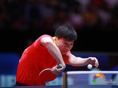 外国人发明的技术:乒乓球拧拉技术详细解码