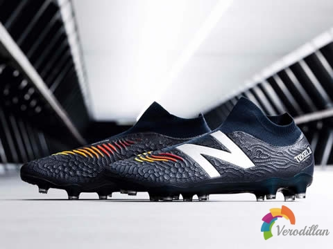 New Balance首款无鞋带设计足球鞋Tekela v3发布
