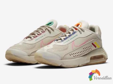 Nike联手内马尔推出Air Max 2090联名运动鞋