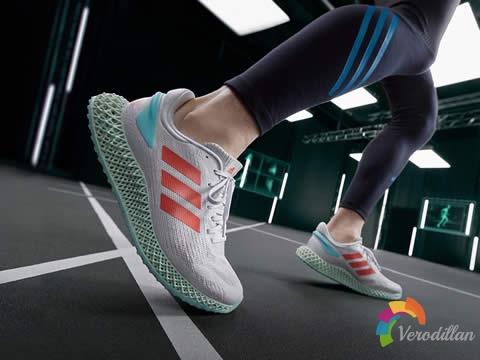 为颠覆而生:阿迪达斯新款RUN 4D 1.0跑鞋