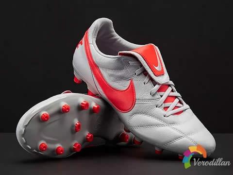 Nike Premier 2.0足球鞋迎来混凝土灰/红配色