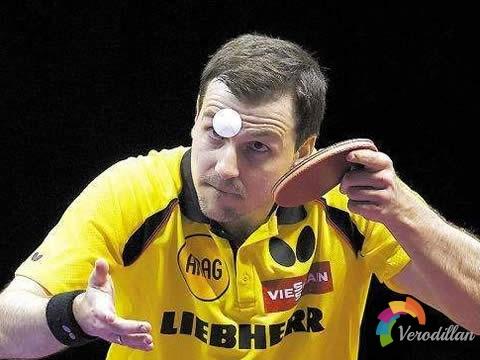欧洲乒乓球运动员为什么都喜欢用反手
